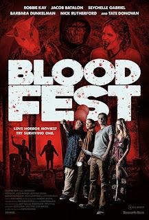 Festival de Sangre (Blood Fest) (2018)