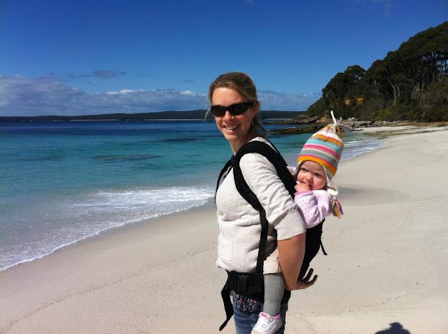 Ergobaby Hyams Beach