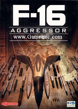 F16 Aggressor Game cover