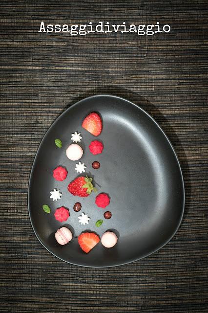 Vacherin di Primavera al piatto
