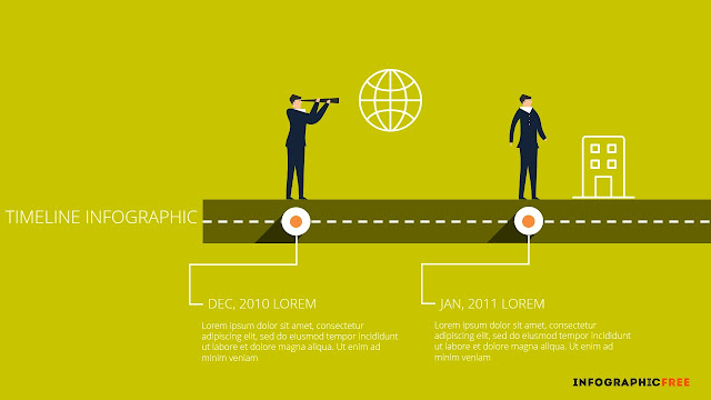 Start-up Timeline-infographic.