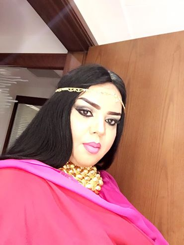 بالصور ندي القلعه تنشر صور لها تبين عمرها في ال22