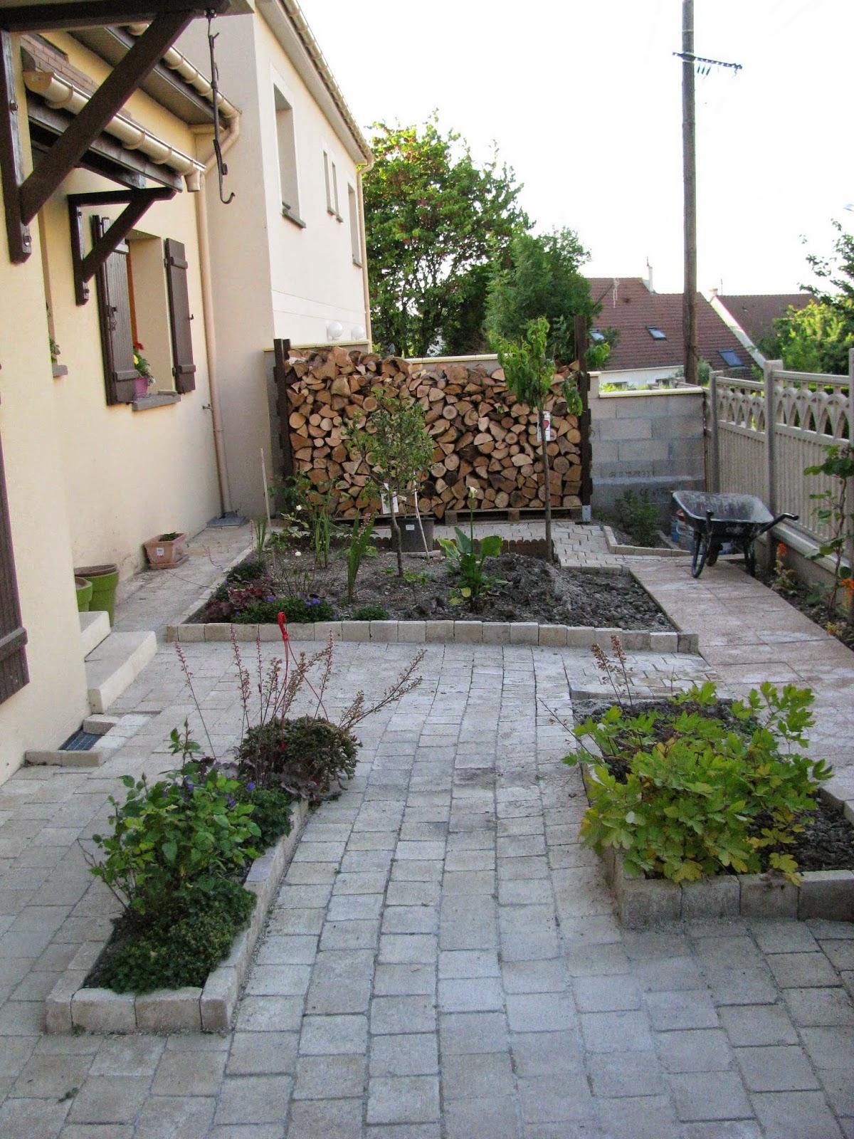 Construire Abris Bois je fais construire ma maison: stockage du bois 2/2