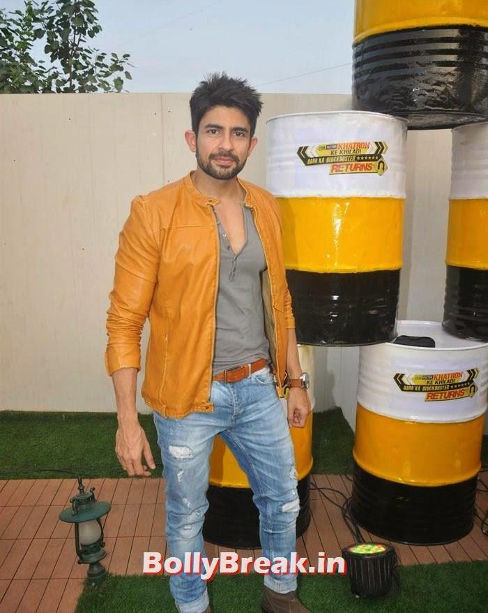Hussain Kuwajerwala, 'Khatron Ke Khiladi' 6 Contestants Hot Pics