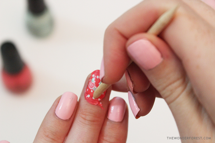 Make Your Own Nail Wraps! | Wonder Forest: Design Your Life.