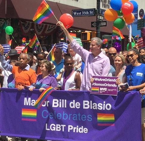 Wicans gay en el este de Nueva York