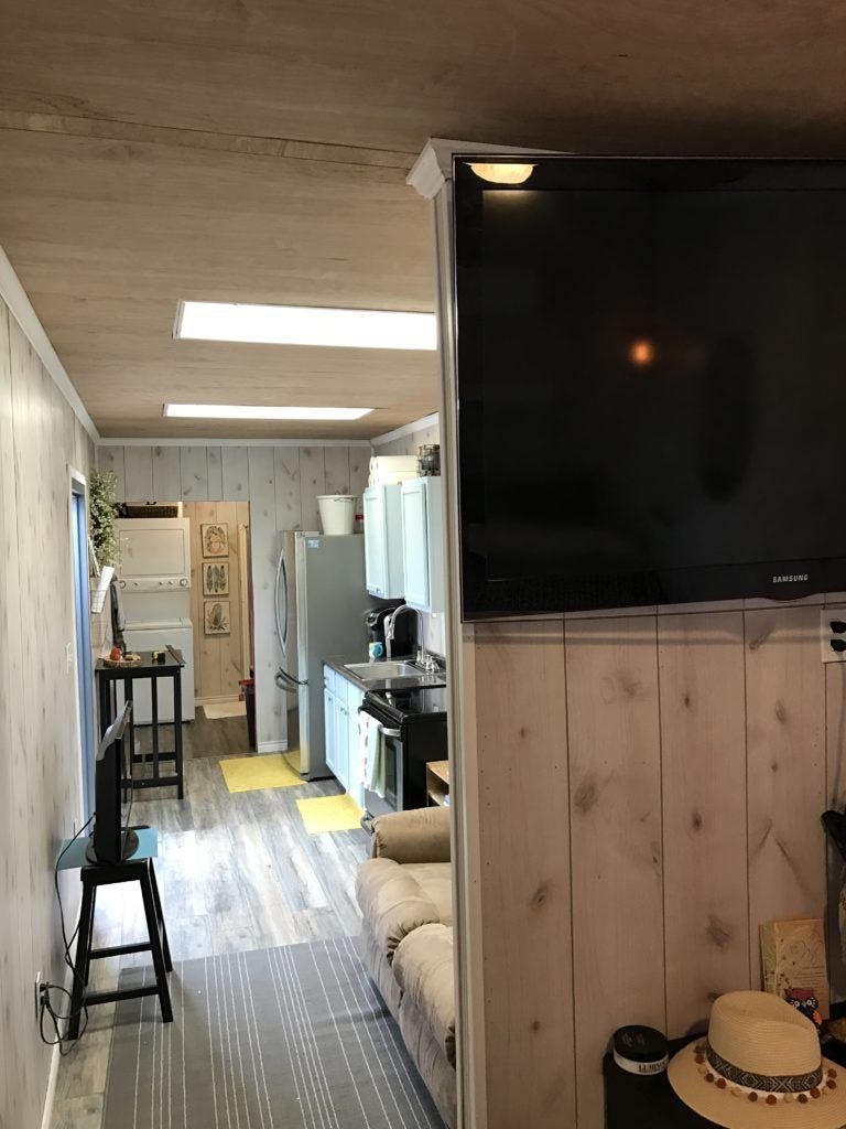 TINY HOUSE TOWN Texas Container Home 320 Sq Ft