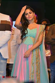 Actress Naina Ganguly Stills in Long Dress at Vangaveeti Audio Launch  0014.JPG