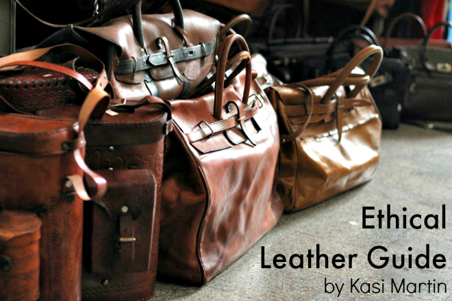 ethical leather guide