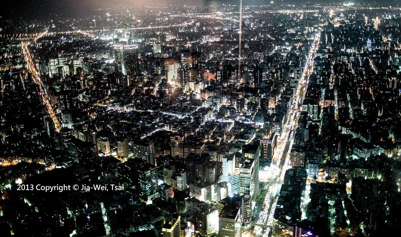 關於: 臺北的無國界夜宴