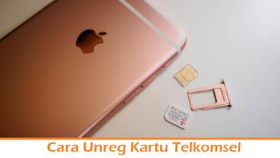 Cara Unreg Kartu Telkomsel (Termudah.com)