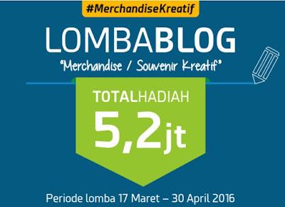 Lomba Blog April, Mei Costumbagus 2016