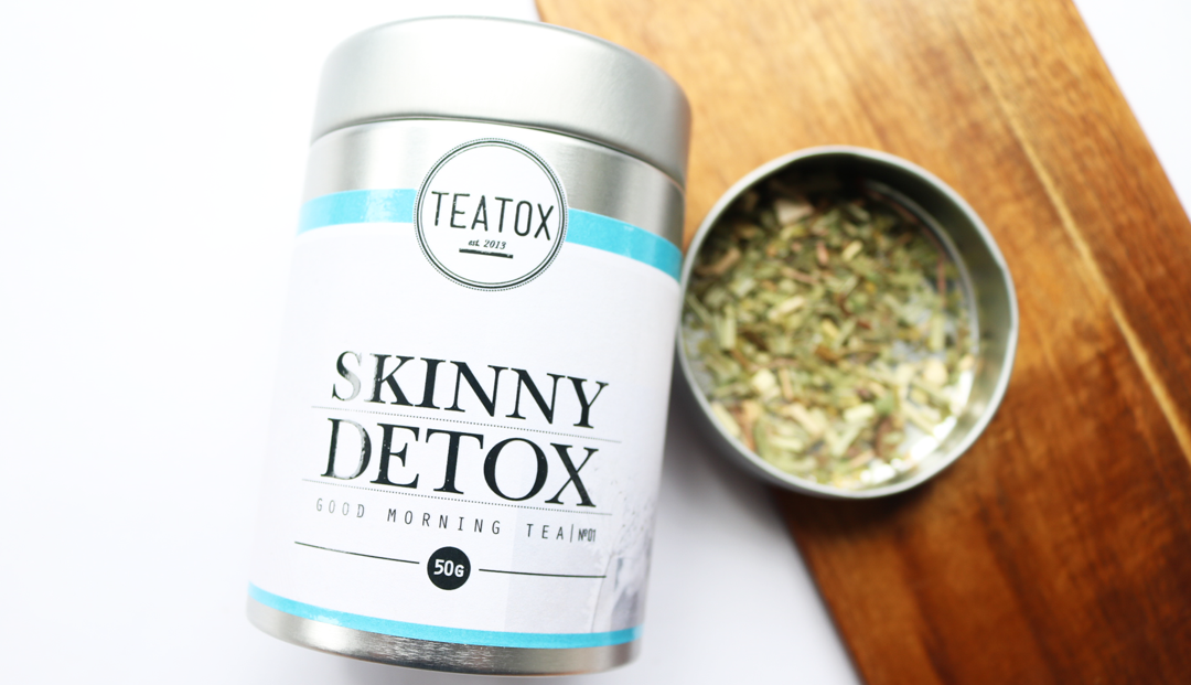 Teatox Skinny Detox Good Morning Tea