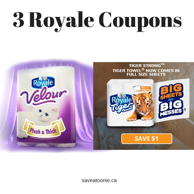Coupons for Royale