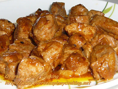 Pork Salpicao Recipe
