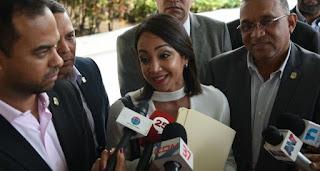 Diputada Faride emplaza al procurador a pedir colaboración internacional en caso Odebrecht