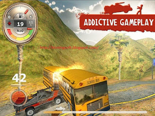 Free Download Games Zombie Derby. Ride to Survive Indir