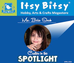Crafter In the SPOTLIGHT by  Itsy Bitsy