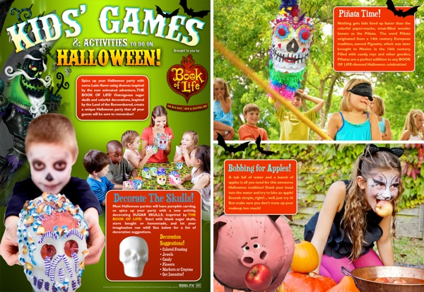 Kids Games and Activities to do on Halloween