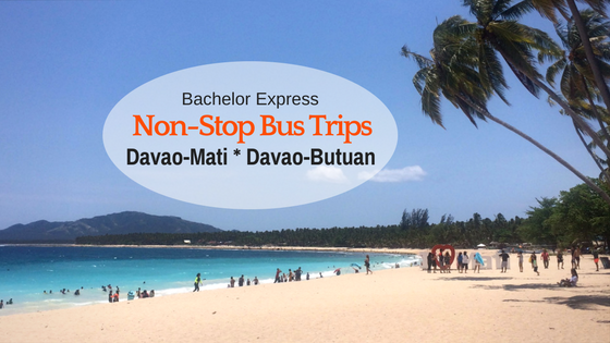 Bachelor Express Now Offers Non-Stop Trips to Mati and Butuan