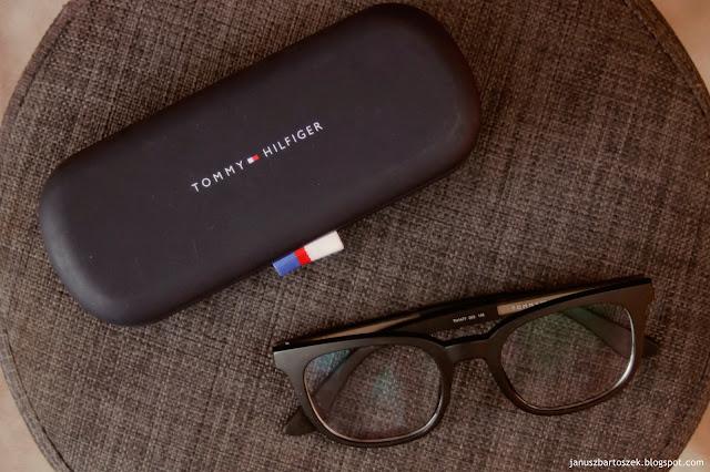 męskie okulary tommy hilfinger