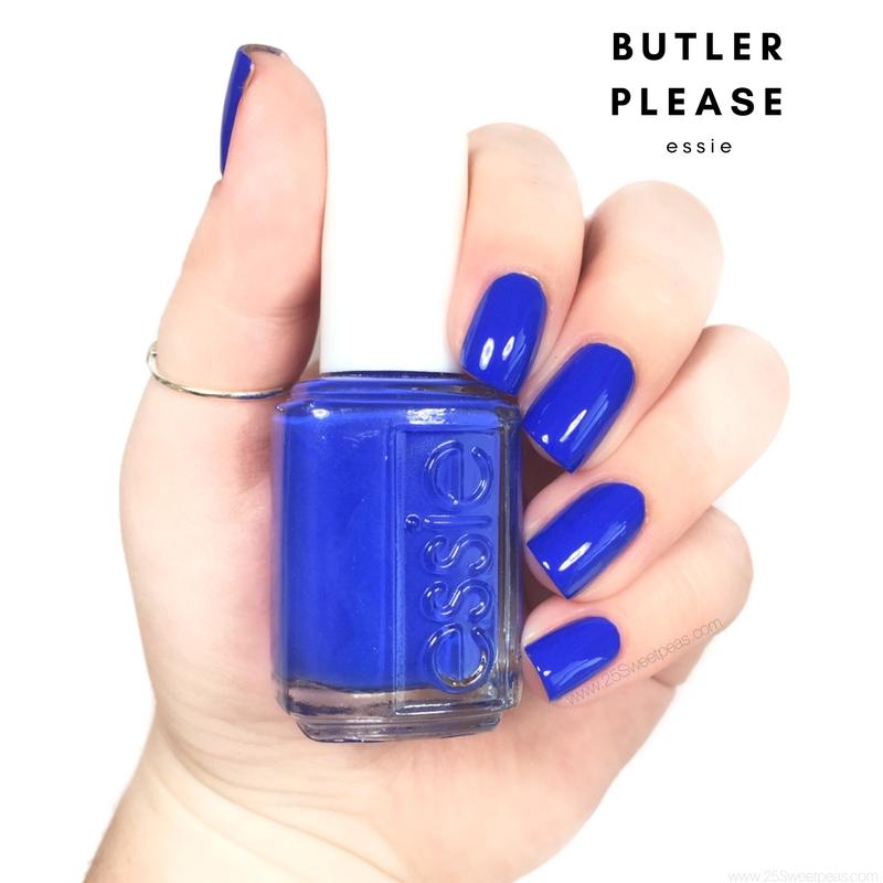 Essie Butler Please
