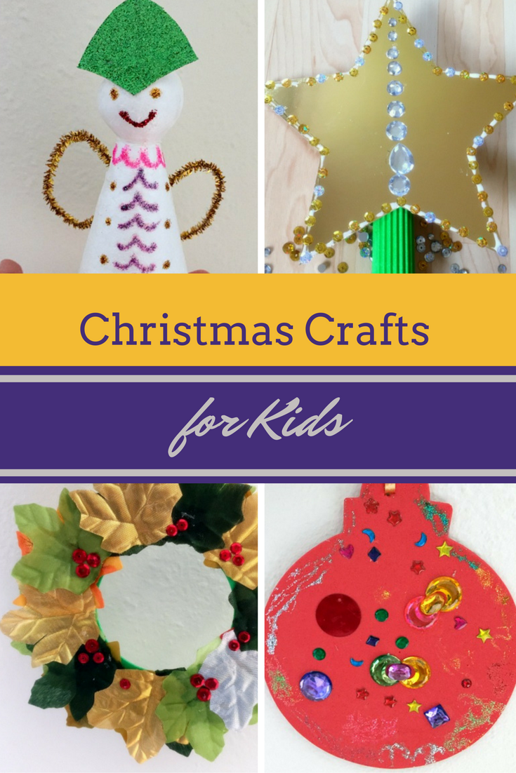 free christmas crafts for elementary students
