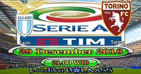 Prediksi Bola855 Lazio vs Torino 29 Desember 2018