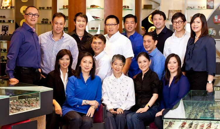 American Eye Center Gifts OFW Heroes with a Yuletide Privilege