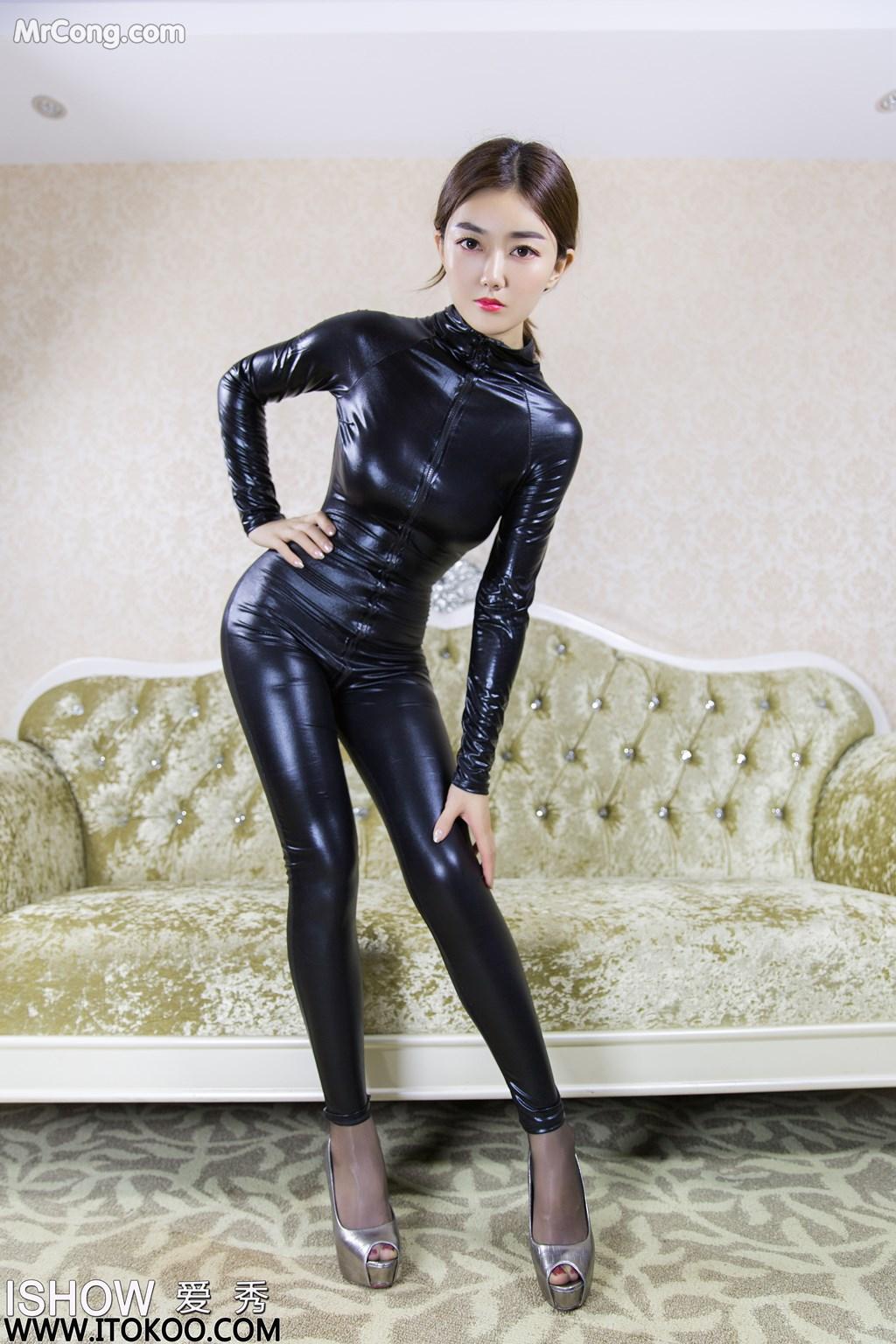 Image ISHOW-No.183-Caroline-MrCong.com-001 in post ISHOW No.183: Người mẫu 林琳Caroline (40 ảnh)