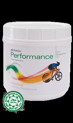 Performance drink shaklee, performance drink orange