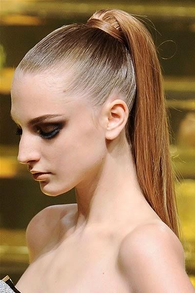 La moda en tu cabello: Fantásticos peinados recogidos con