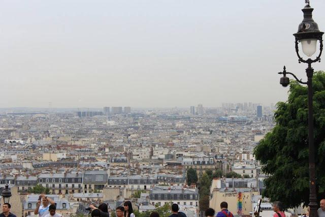 巴黎景點 蒙馬特