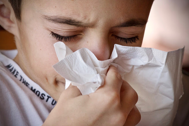 Menghirup Air dari Hidung