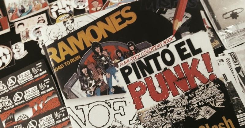 Paseo por la Feria del Libro Punk de La Patagonia | Flor Nieto Blog