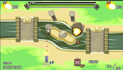 Download Charge ! Tank Squad PSP PPSSPP