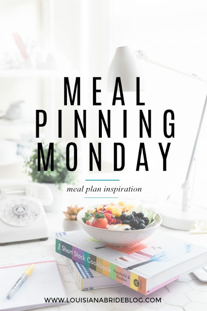 Meal Pinning Monday
