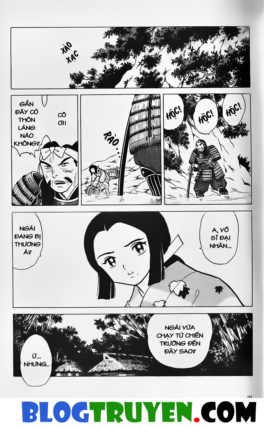 Inuyasha vol 29.10 trang 6