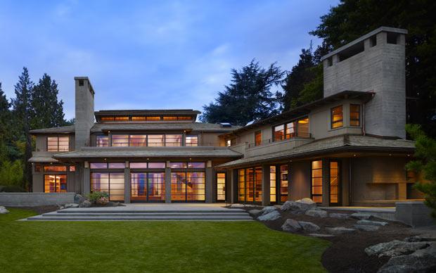 Casa tr s chic influ ncia japonesa for Casa moderna japonesa