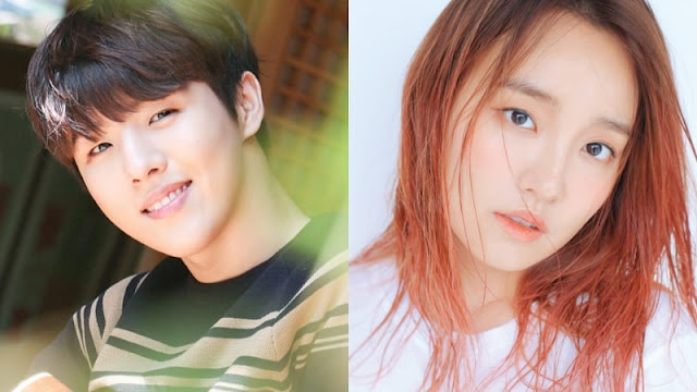 Segera Rilis Lagu Duet Bulan Ini Yoo Seung Woo dan Younha