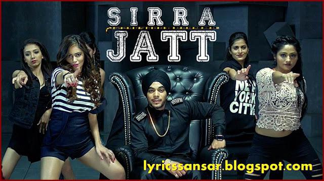Kuwar Virk : Sirra Jatt Lyrics