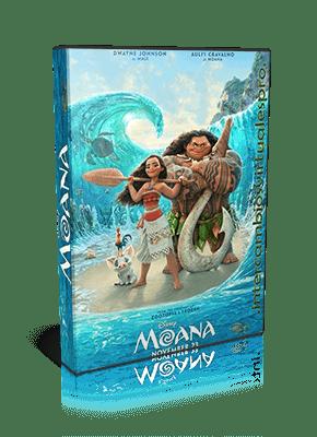 Descargar Moana (Vaiana) (2016)