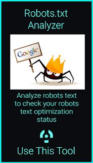 robots analyzer