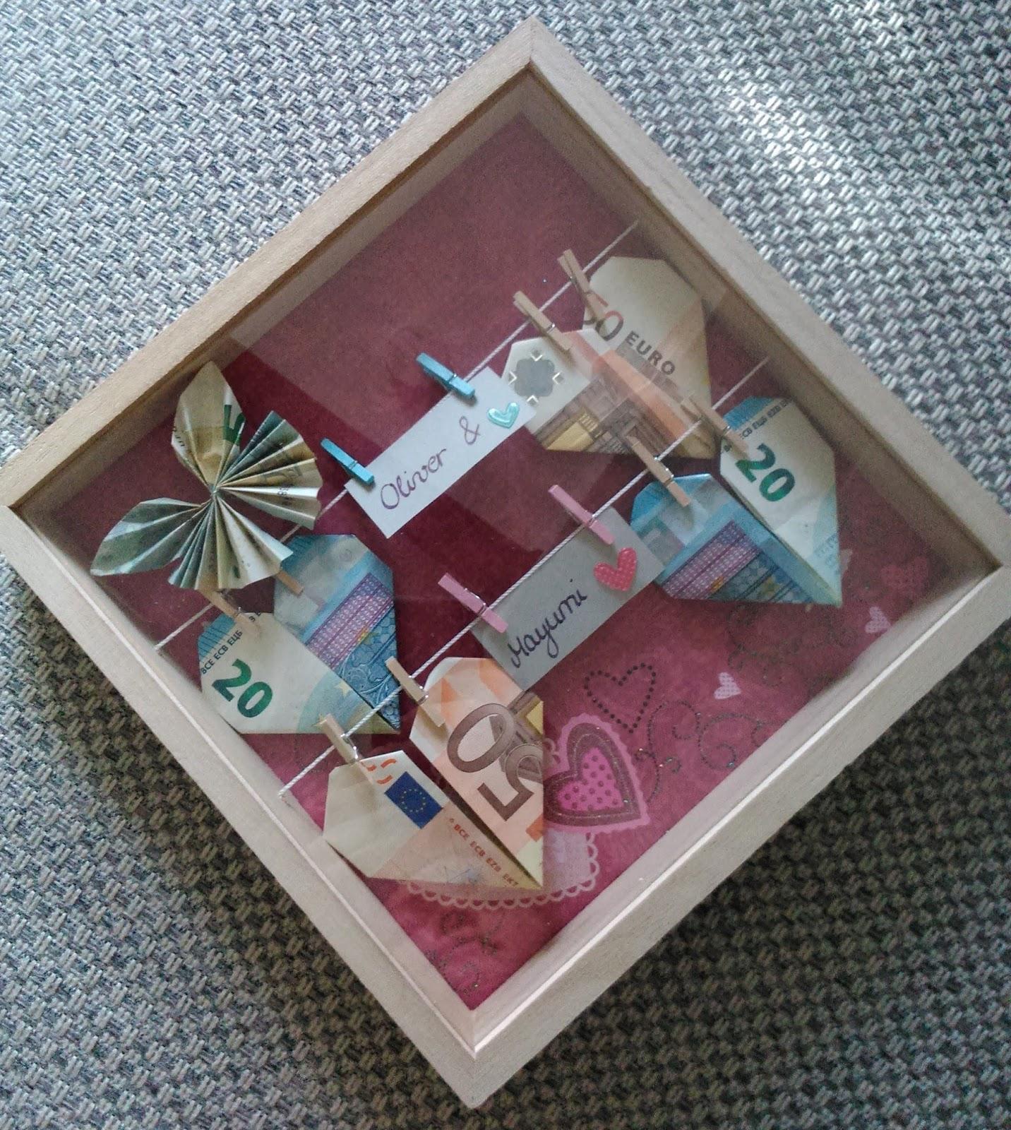 Hochzeitsgeschenk 3d Bilderrahmen