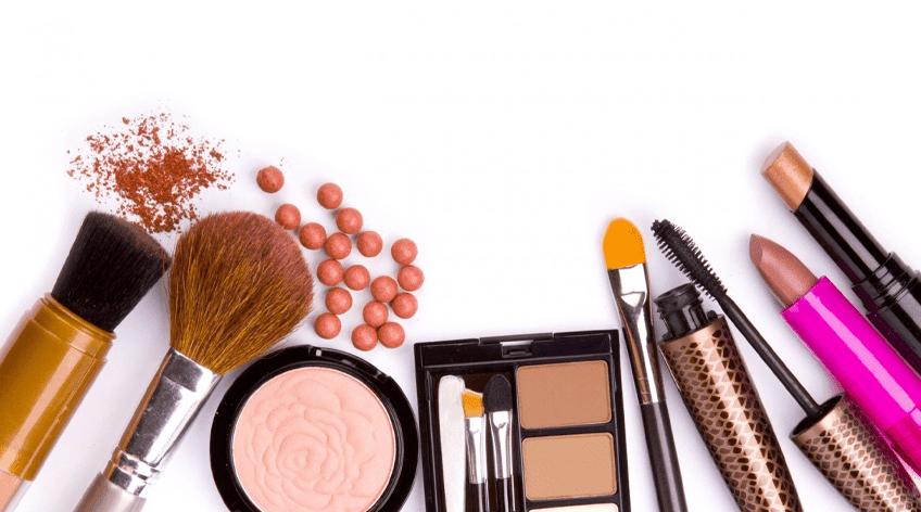 itens de maquiagem para iniciantes