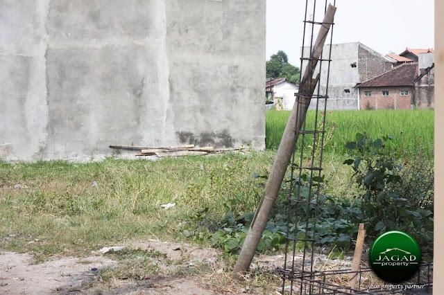 Tanah Pekarangan di Giwangan, Kota Jogja