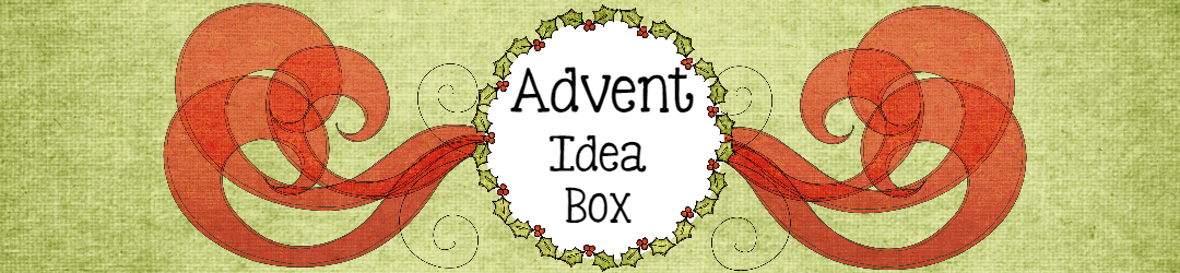 Advent Idea Box