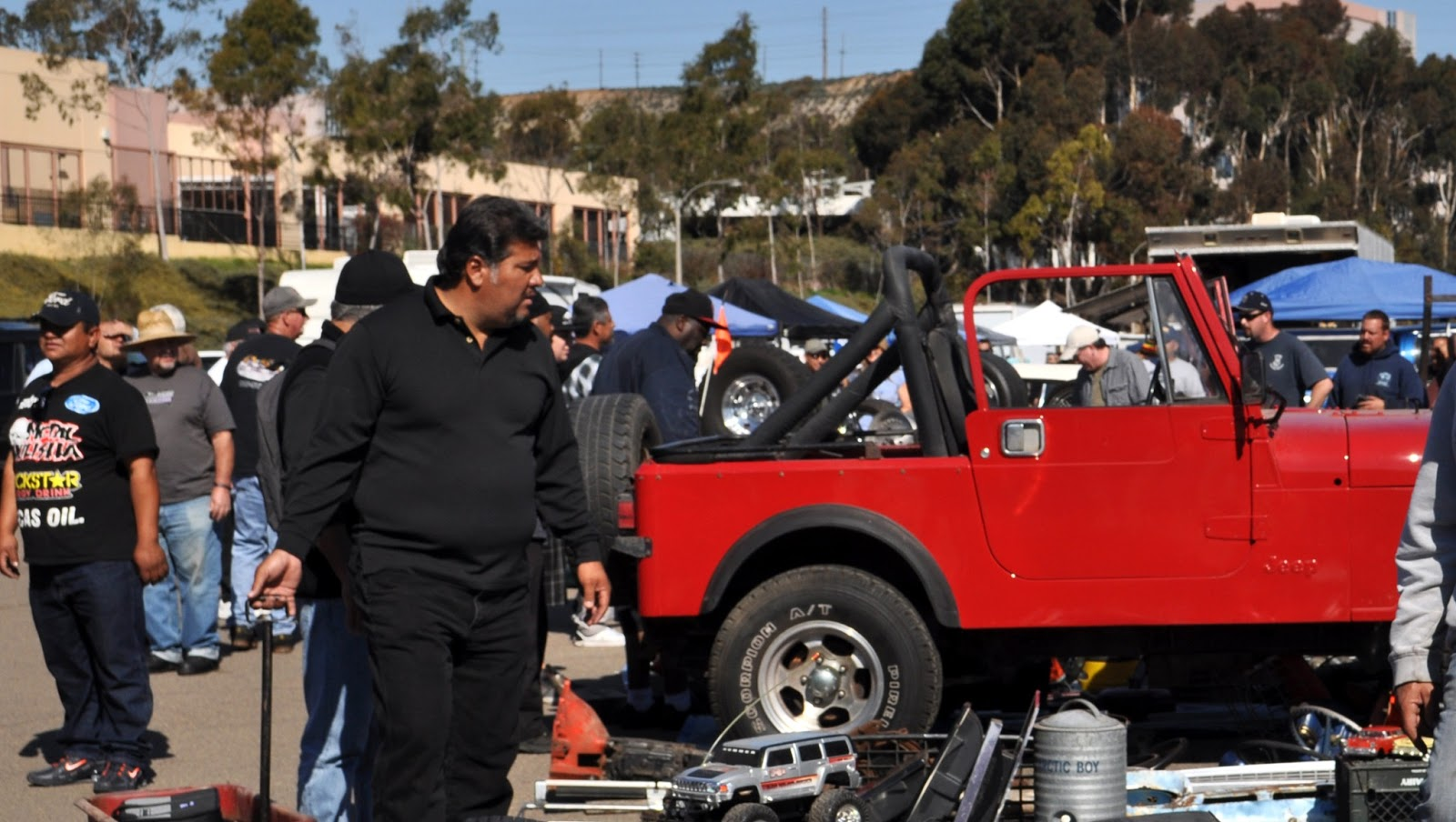 jeep car swap meet
