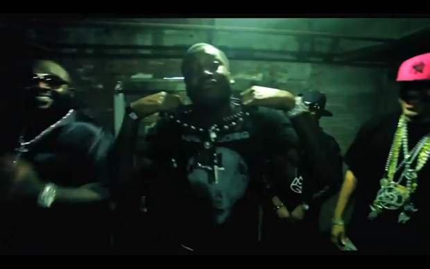 Ultra Media Video Rick Ross Feat. Pill Meek