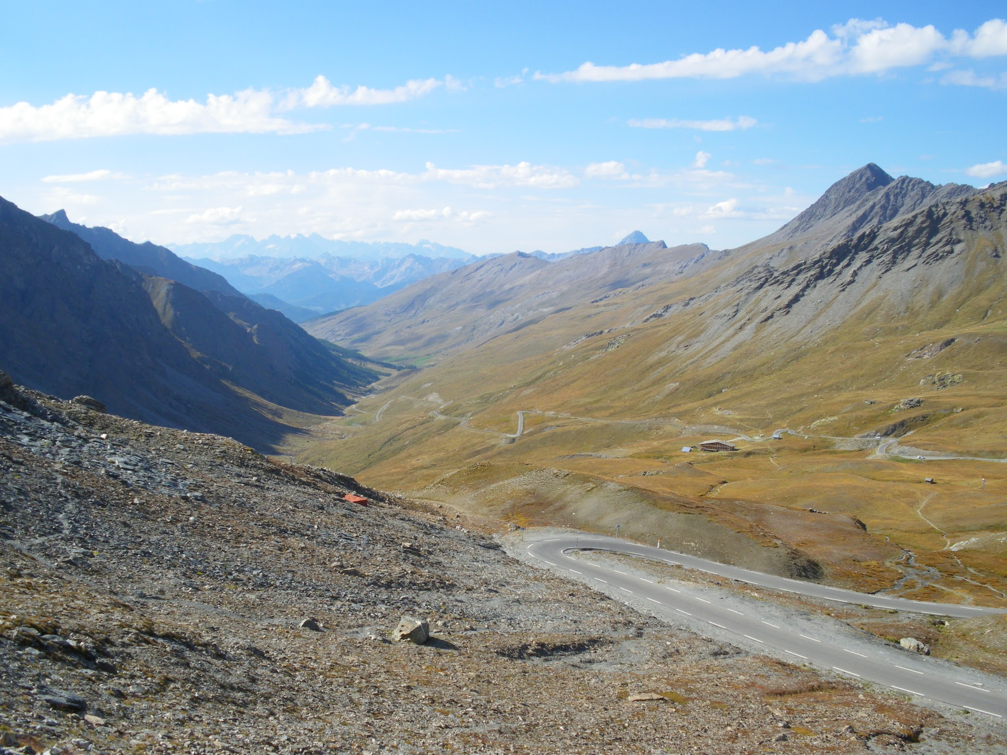 Parc natural del Queyras, Hautes Alpes, Alps francesos, Piemonte, Alps italians, senderisme